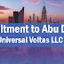 Universal Voltas Company UAE - Hiring for Abu Dhabi