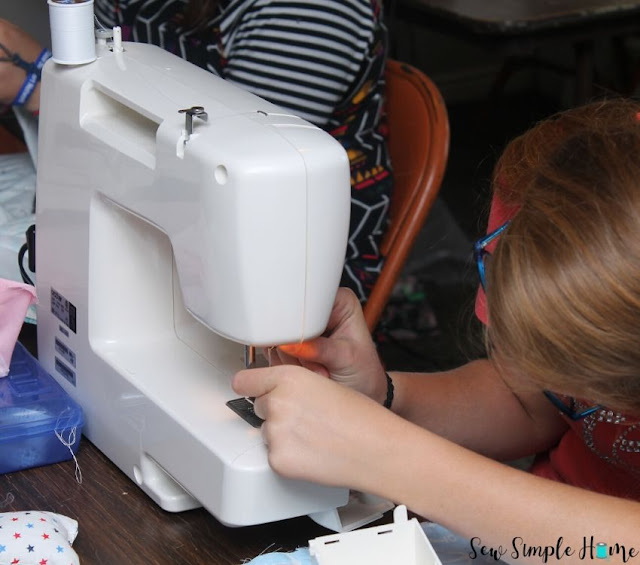 sewing lessons for kids