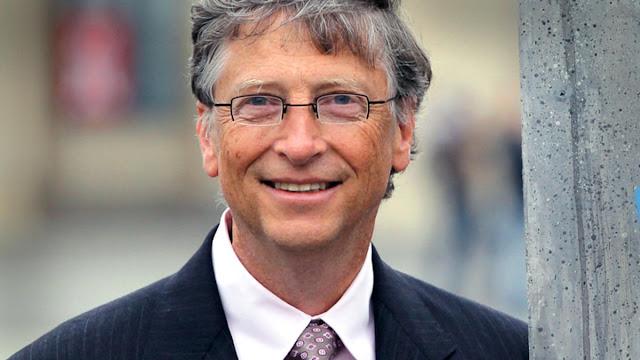 """""""Enquanto o destinatário dos 4,6 bilhões não foi especificado, Bill Gates fez a maioria de suas doações para a Fundação Bill & Melinda Gates."""""""