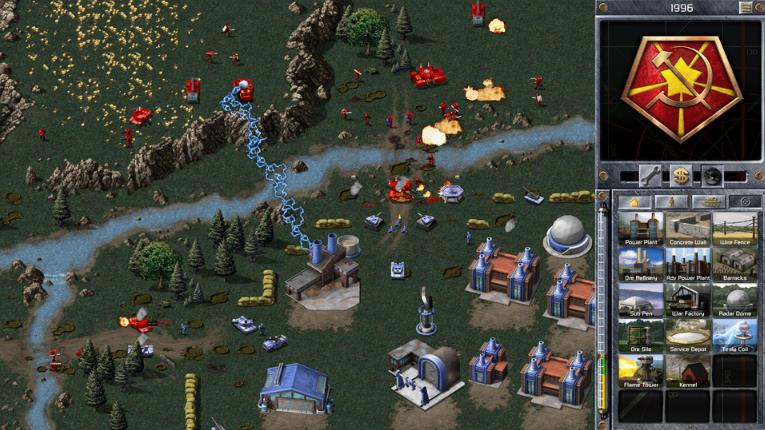 Command and Conquer Remastered PC Full Español