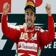 Fernando Alonso, un profesional de la velocidad