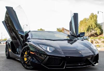Gambar Lamborghini Aventador Produksi Tahun 2011