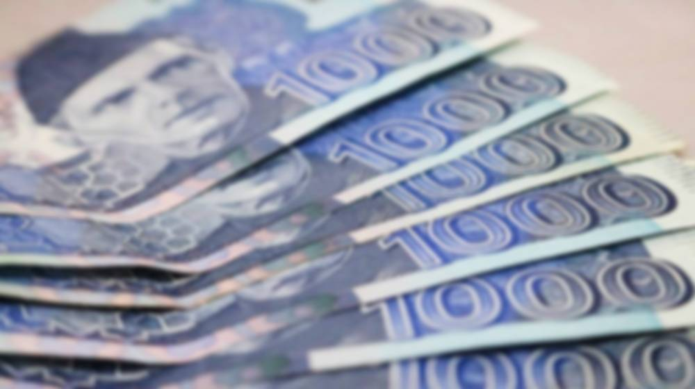 Banking Investment Doubled Over Two Years