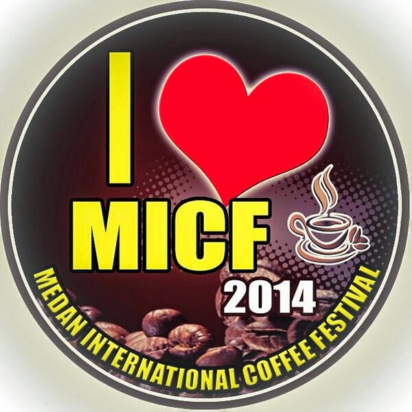 Medan International Coffee Festival 2014