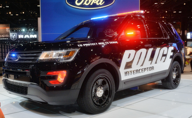 2018 Ford Interceptor