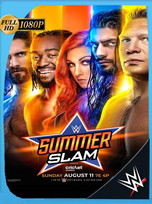 WWE SUMMERSLAM 2019 FULL HD 1080P LATINO [GoogleDrive][GLMA]