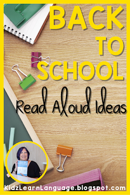 back to school shared reading