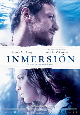 Submergence 2017 DVD R2 PAL Spanish