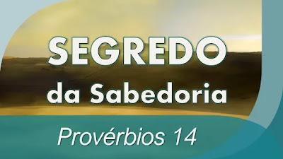 pregação sabedoria estudo bíblico provérbios