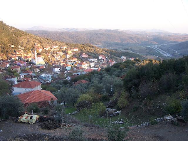 Selatin köyü