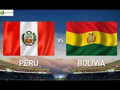 مشاهدة مباراة بوليفيا وبيرو بث مباشر اليوم