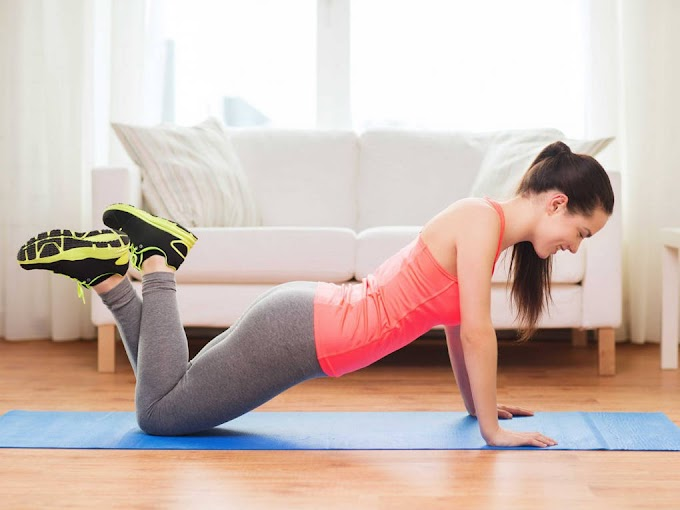 Top 7 Weight Loss Exercises at Home - Must Read