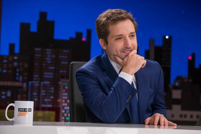 Quarta temporada de 'Greg News com Gregório Duvivier' estreia em março na HBO e na HBO GO