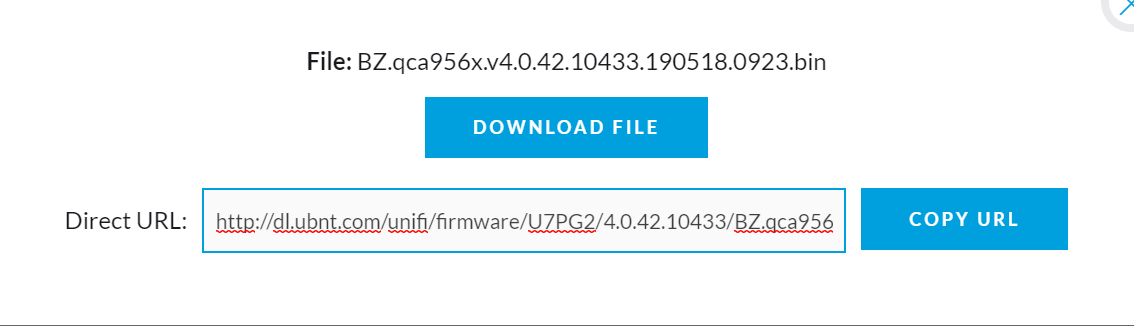 Ubnt Upgrade Firmware Via Ssh