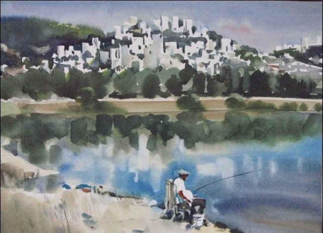 Современное искусство Израиля. Борис Хенкин 6