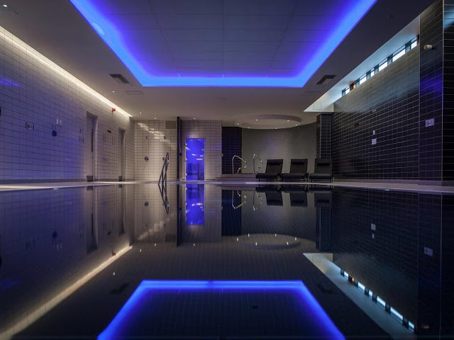 Mineral House Spa pool