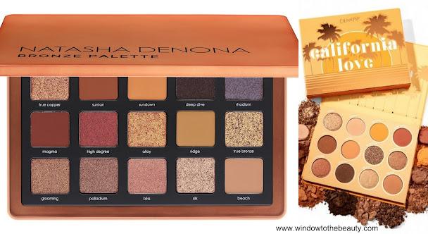 Natasha Denona Bronze cheaper palette dupe