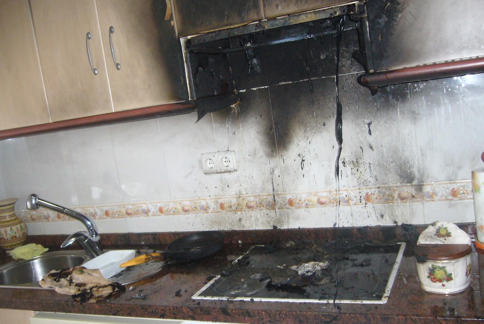Modista8 Incendio En La Cocina