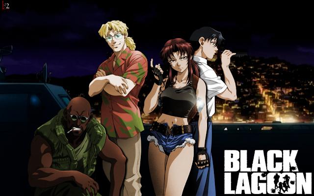 Black Lagoon Sub Indo