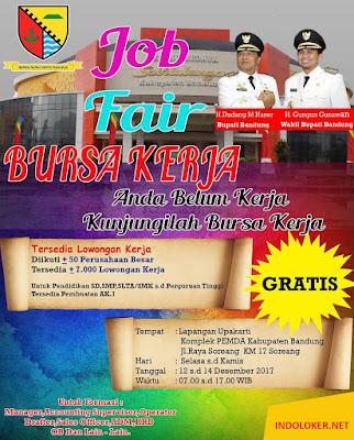 Lowongan Kerja Bandung (Bursa Kerja)