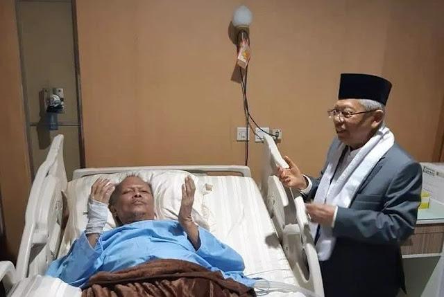 Yunahar Ilyas Disebut Calon Pengganti Maruf Amin