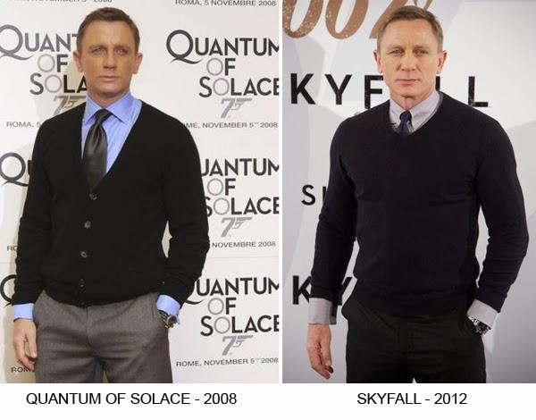 Hisz nem most láthattuk Daniel Craiget pulóverben c0ca4840fe
