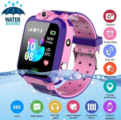 KToyoung HD Touch Screen Kids Smartwatch