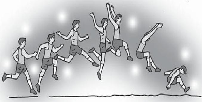 Teknik Dasar Lompat Jauh   Langkah Bugar