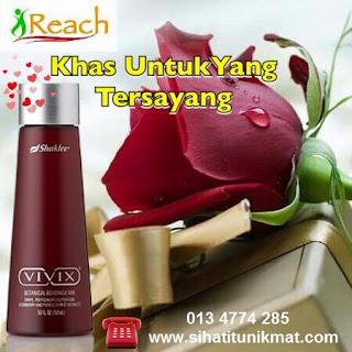 vivix hadiah untuk ibu bapa