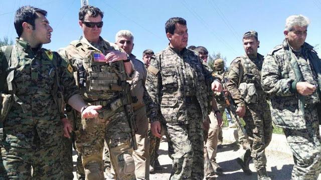 Συνέντευξη με τον Κούρδο Διοικητή του SDF