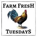 White Beans with Ground Beef and Tomato Sauce featured at Farm Fresh Tuesdays Link-up!
