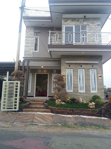villa 5 kamar dekat bns batu