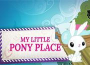 My Little Pony Place juego