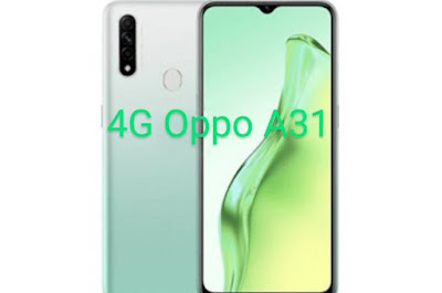 cara lock 4g only oppo a31