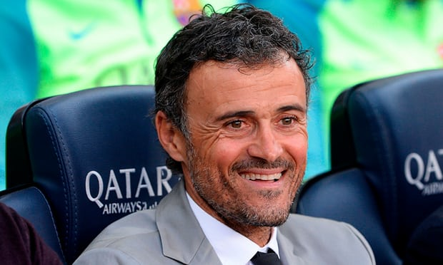 Spain appoint Luis Enrique as new coach on two-year deal