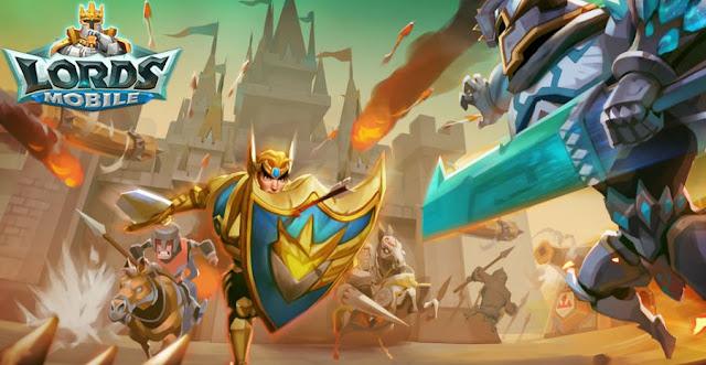 Tips dan Trik Mudah Menguasai Game Lords Mobile