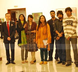 syeda hera shakoor exhibitions Islamabad Pakistan - art for sale