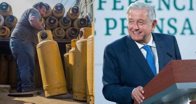 AMLO anuncia creación de Gas Bienestar para garantizar precios bajos ¿LO APOYAS?