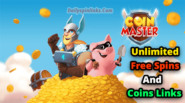 Unlimited Coin Master Free Spins and Coins Daily Links