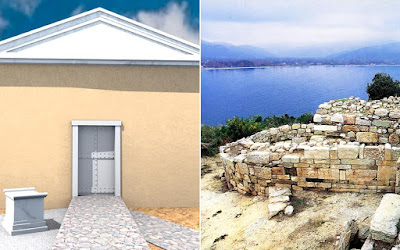 Βρέθηκε ο τάφος του Αριστοτέλη