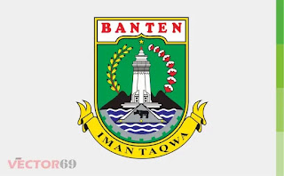 Logo Provinsi Banten - Download Vector File CDR (CorelDraw)