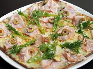 Kassler Flade - Smoked Pork Loin Pizza