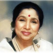 Asha Bhosle - 7 penghargaan