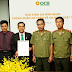 OCB đạt chuẩn về an ninh trật tự 2015