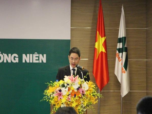 Ông Bùi Khắc Sơn phát biểu chung cư xuân mai riverside
