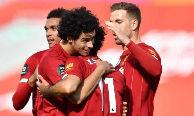 Liverpool 2 - 0 Aston Villa Full Match Video Highlight