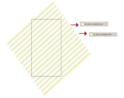 Cara Membuat Banner dengan CorelDRAW X4 , interactive blend tool