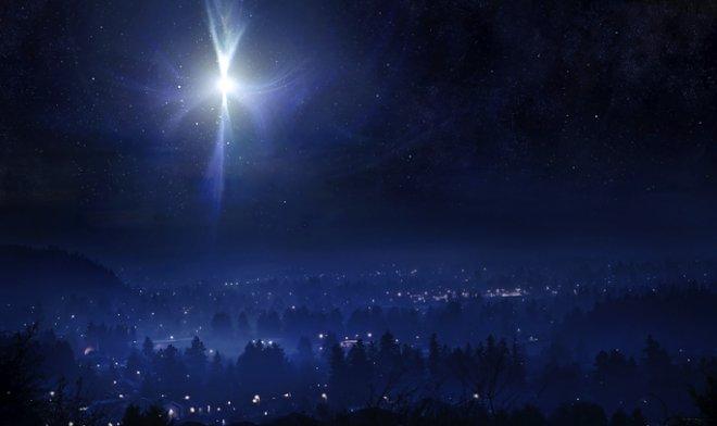 """В декабре вся планета сможет увидеть в небе Вифлеемскую звезду: последний раз она """"восходила"""" 800 лет назад"""