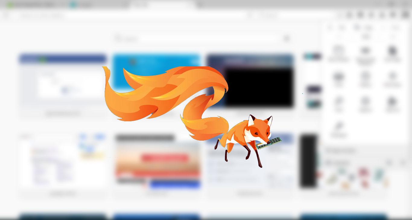 اضافة لمتصفح فايرفوكس لتقليل استهلاك المتصفح لموارد الجهاز وتسريعه