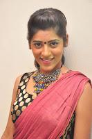 Gayatri sizzling saree Photo Shoot HeyAndhra